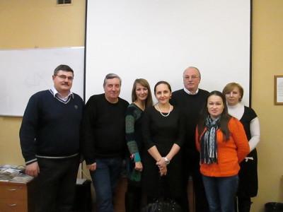 Комплексный курс «Инженерные изыскания для строительства» 16-18 декабря 2014 г.